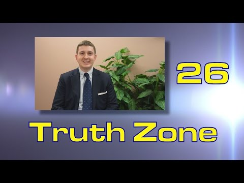 Truth Zone #26 / Pastor Oliver Aaltonen and Evangelist Jim Gregory