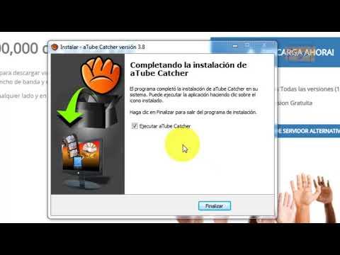 Descargar E Instalar ATube Catcher 2019  (Funcionamiento)
