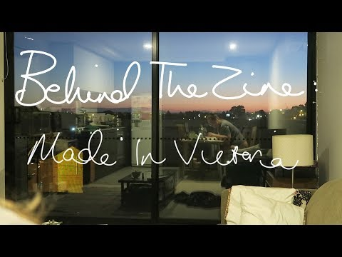 Behind The Zine: Made In Victoria | Chelsea-Lee Elliott