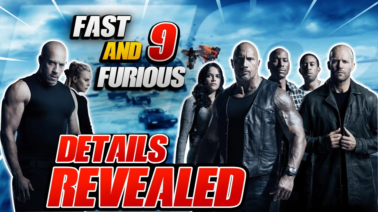 Fast and Furious 9 (2021) - News and Updates - YouTube