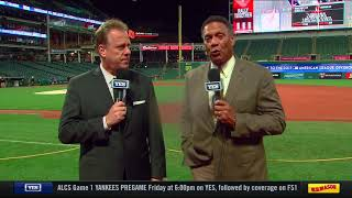 Game 5 Yankees vs Indians reaction with Michael Kay and Ken Singleton