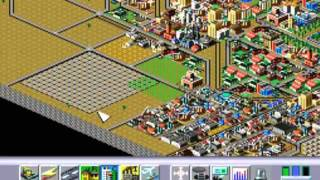 Super Nintendo Entertainment System SimCity 2000 (USA)