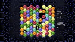 Random Play Of Hexic 2 On Xbox 360 - Marathon Mode
