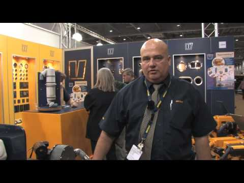 Vetus holding tank system - London Boat Show 2010