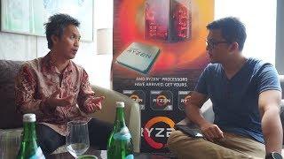 Masa Depan AMD by Ryan Sim + Nonton Piala Dunia 2018 bareng AMD?