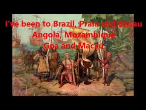 Da Vinci - Conquistador - English lyrics