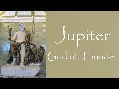 Roman Mythology: Story of Jupiter