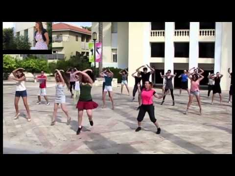 Zumba Flash Mob Proposal