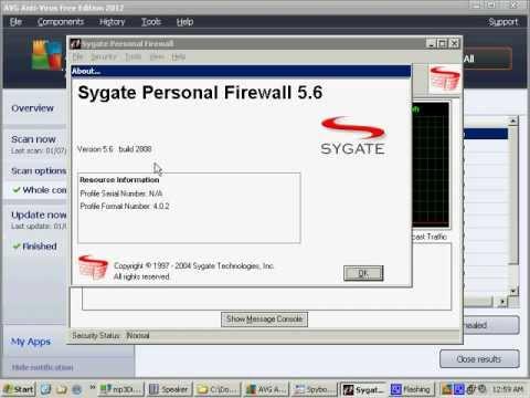 sygate technologies