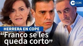 """Herrera:  """"Es terrible, comparan los votantes del centroderecha con los nazis"""""""