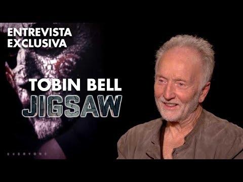Entrevista al actor que interpreta a Jigsaw: Tobin Bell