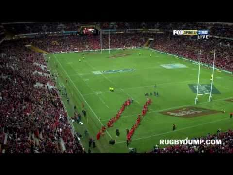 Super 15 Rugby Final 2011 Queensland Reds vs Canterbury Crusaders
