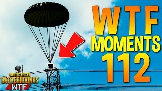 PUBG WTF Funny Moments Highlights Ep 112 (playerunknown's battlegrounds Plays)