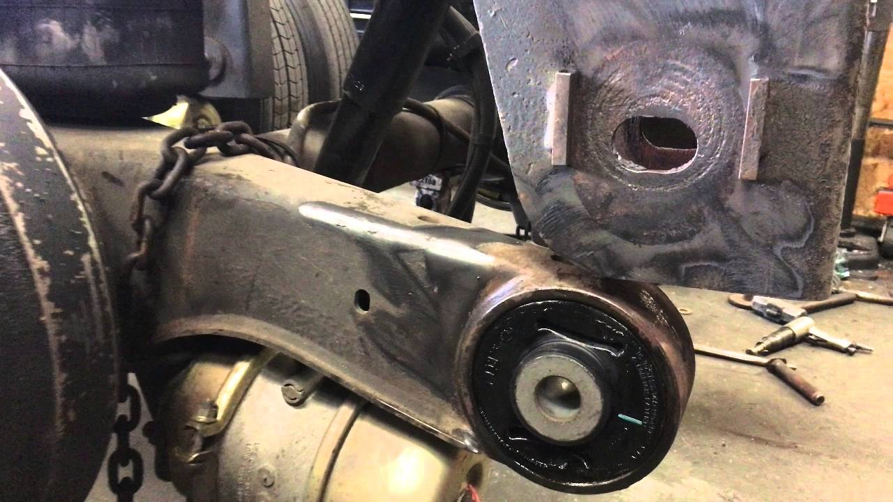 small resolution of  15 trailer repair replace bushings bearings youtube