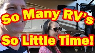 RV Living | California RV Show Day 2 | VLOG046