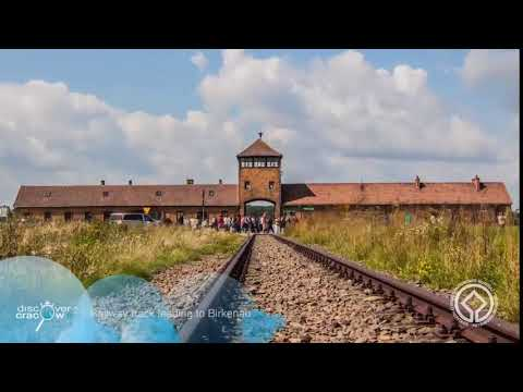 Guided Tour of Auschwitz-Birkenau Concentration Camp Memorial - Video