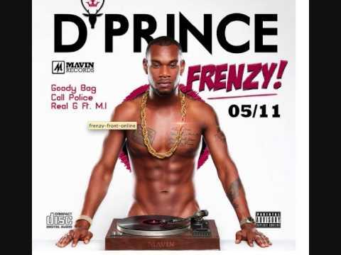 D Prince - Take bannana .mp3