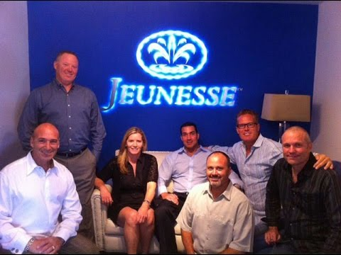 7 Figure Income Earne Jeunesse® Global Business Opportunity Presentation
