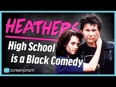 Heathers: High School Is A Black Comedy