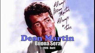 Dean Martin - Buona Sera (Karaoke)
