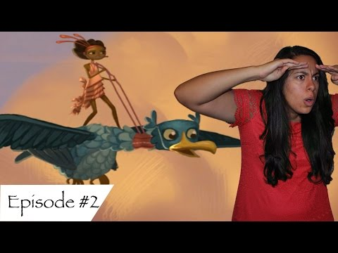 Escaping My Death And Searching For Help! Broken Age Episode #2
