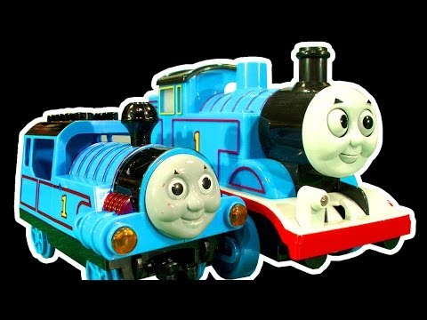 Thomas Tank Dark Side Knock Off Toys Ep 9 Most Amazing Fake Thomas & Friends Train Ever