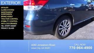 2015 Nissan Pathfinder N6502 - Union City GA