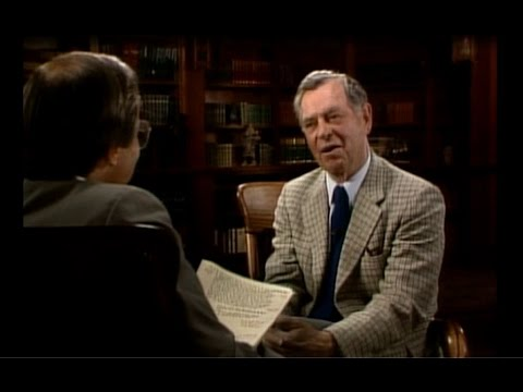 Human Empathy & Interconnectedness - Joseph Campbell - 1986