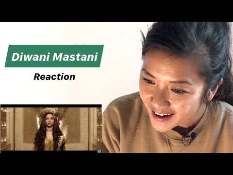 Reaction To Diwani Mastani | Bindaas Reactions | Kim