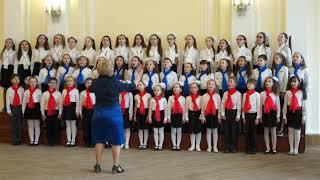 Младший хор ''Радуга'' шк. №187 (Советский р-он)