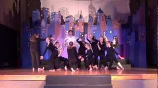 "Ryan Wilmington performs ""Choreography"" by Berlin Irving with MPAA"