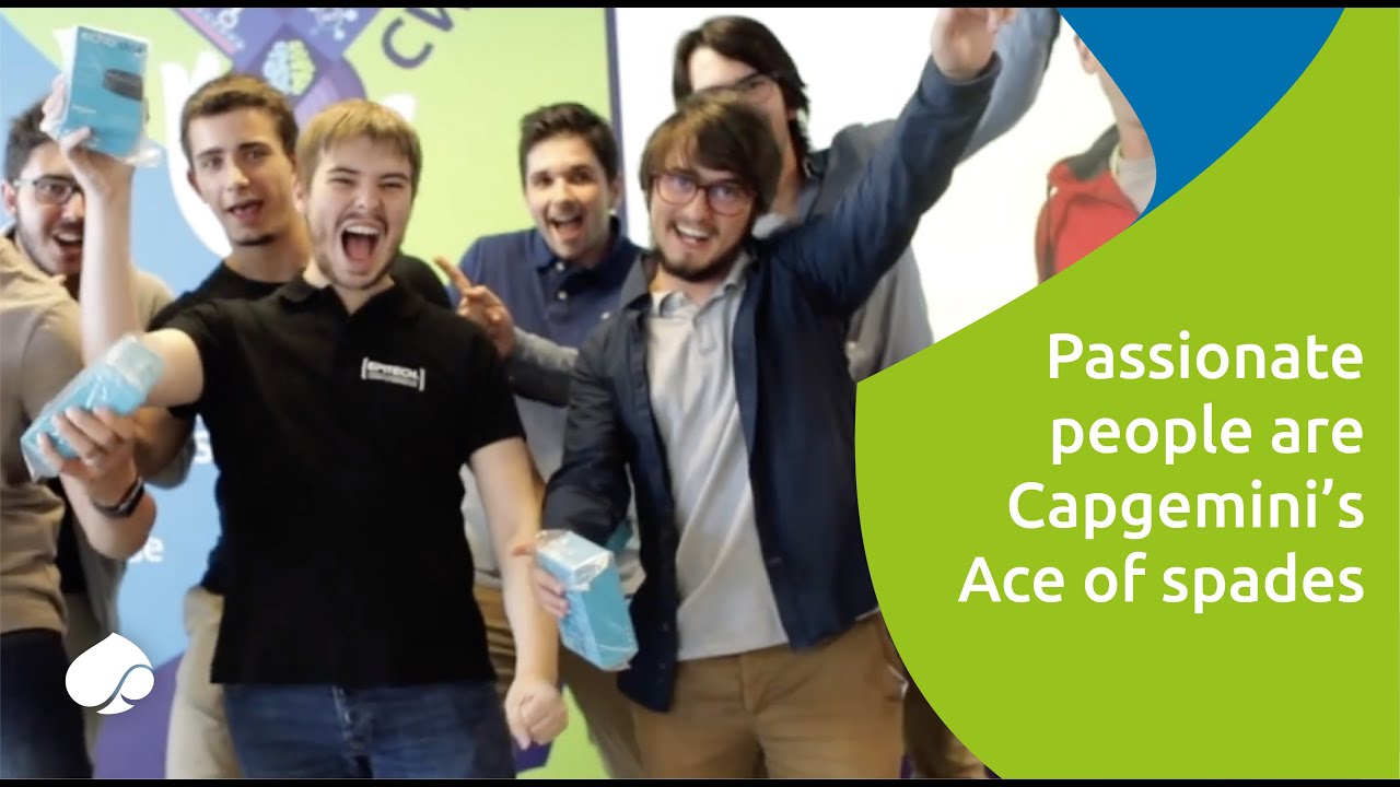 Capgemini Careers | Love your career | Ace your career