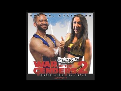 [FREE MATCH] GPA vs Kylie Rae at Sabotage Wrestling