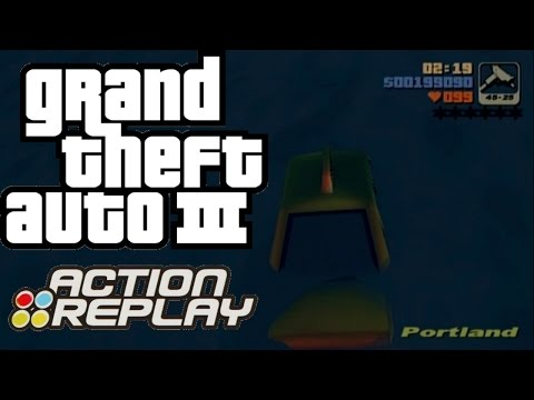 Action Replay Madness | E01 | Grand Theft Auto III
