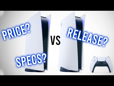 PS5 vs PS5 DIGITAL: Price, Release Date, Specs & Game Prices