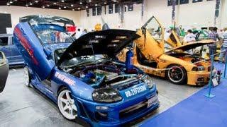 INSANE | Arab Custom Cars | UAE | Dubai | 2017 RAK Motor Show