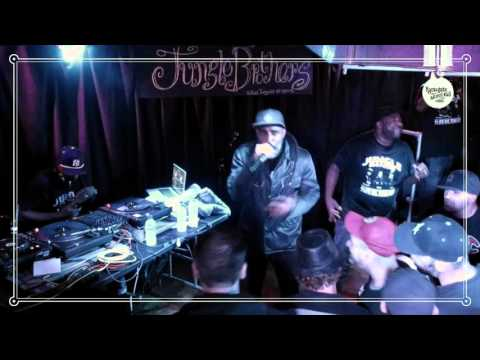Jungle Brothers – JBeez Coming Through (Live from the Ramsgate Music Hall)