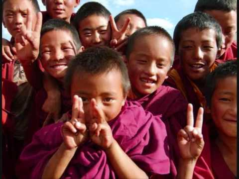 Mantra for Tibet - Buddhist Monk Chant 1