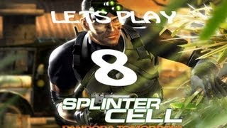 Lets Play Splinter Cell Pandora Tomorrow Part 8 The ND133