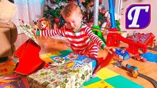 Игры Щенячий Патруль Крокодил Челлендж Следы Жывотных для Снега Новогодние Подарки от Деда Мороза