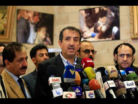 الحوثيون يخرقون إتفاق السويد والشرعية تبلغ الأمم المتحدة  - 18:55-2018 / 12 / 16