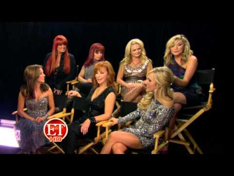 2011 04 22 Nancy O'Dell Carrie Underwood others