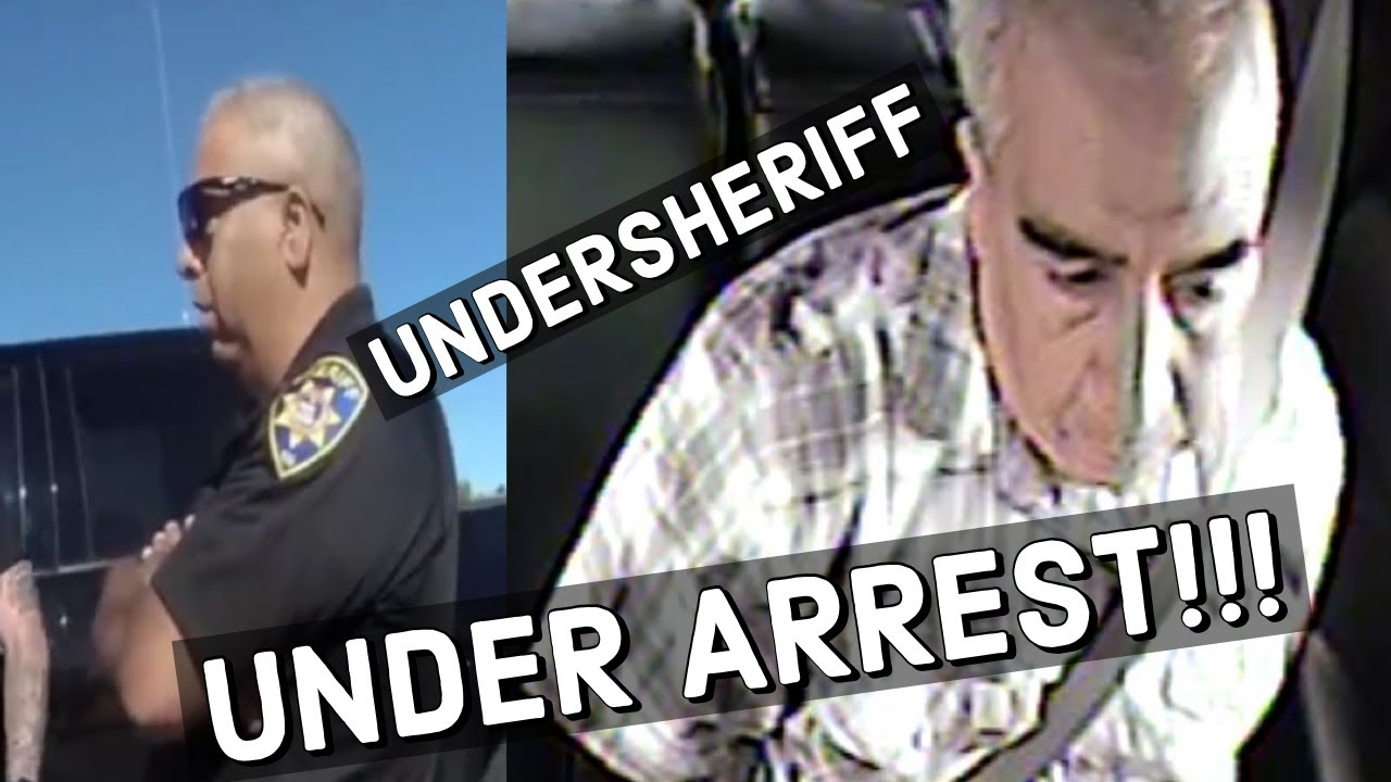NEW VIDEO: Rio Arriba County Under Sheriff Arrested Interfering with Other Police Agency!!!!