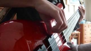Shuffle! OP YURIA YOU bass cover