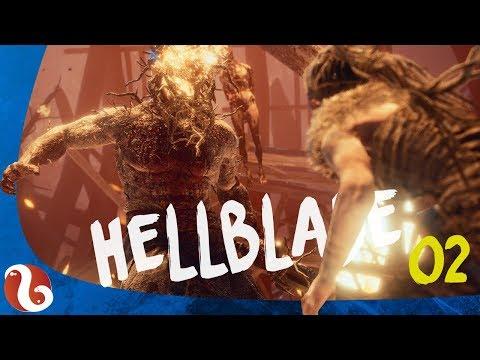 Hellblade: Senua's Sacrifice | Comment tuer un DIEU du feu ? | Let's Play | #02