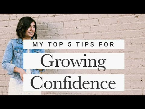 5 Ways To Be More Confident || Improving Confident Level