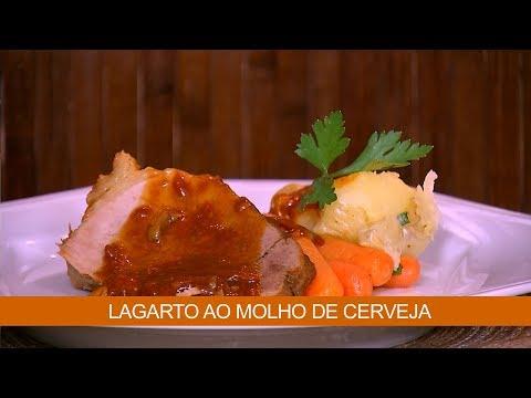 LAGARTO AO MOLHO DE CERVEJA
