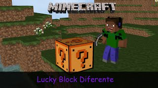 Minecraft Mod: Lucky Block Diferente- Irish Luck