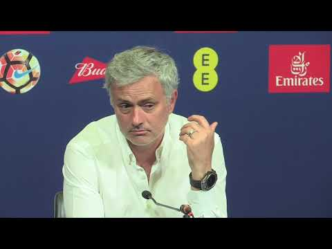 Mourinho: It will be very difficult to catch Manchester City next season