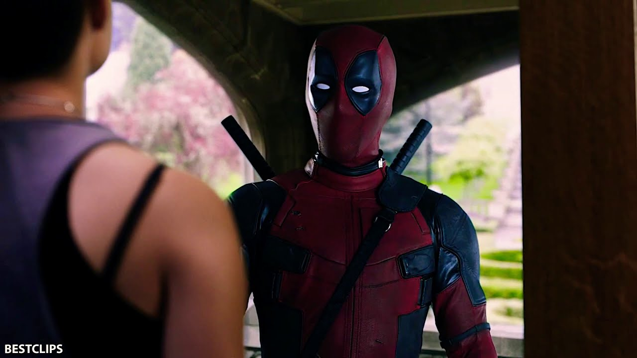 Download Deadpool And Colossus Taxi Scene   Deadpool (2016) Blu-Ray 4K